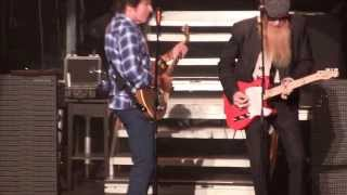 John Fogerty and ZZ Top - Sharp Dressed Man
