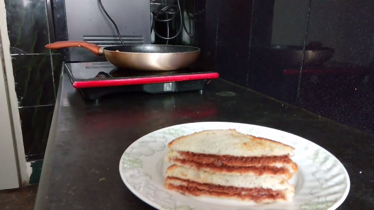 Download The Ultimate Nutella Sandwich || Quick Nutella Recipe || Ready in 45 Seconds