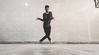 Jeene laga hoon song dance cover by ansh (voice of soul)