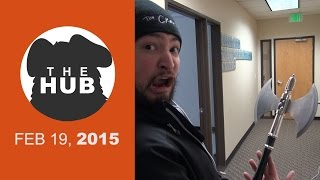 Battle Axe | The HUB - FEB 19, 2015