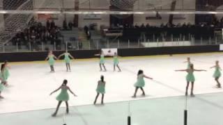 Lethbridge Ice Angels Novice skate #2