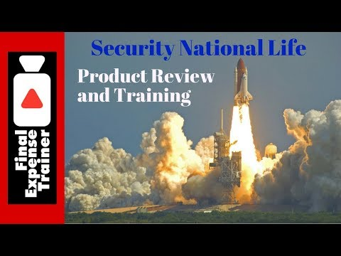 Security National Life Review and Training (2018)