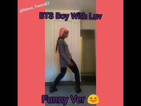 "BTS ""Boy With Luv"" (Funny Ver)"
