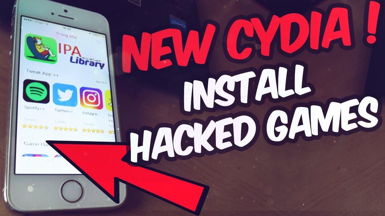 NEW* Install TWEAKED APPS, HACKED GAMES, PAID GAME FREE  iOS 10 - 10 3 (No  Computer / No Jailbreak)