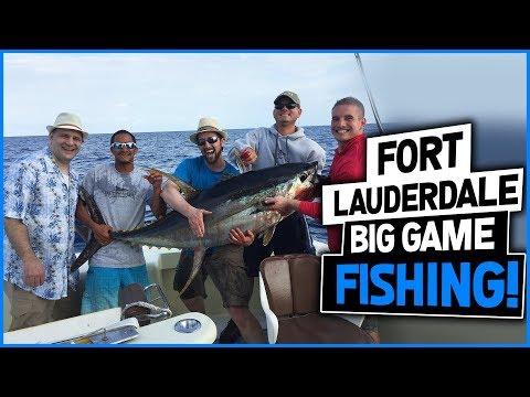 Fishing Fort Lauderdale Florida Lady Pamela 2