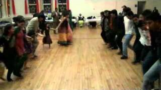 """""""Ame Kaka Bapa na Poriya"""" Dance at New Year Party of Gcsofusa - 2011"""
