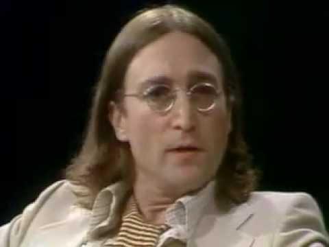 John Lennon Interview 1975 with Tom Snyder