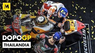 DopoGP della Thailandia 2019 Marquez si prende gara e titolo