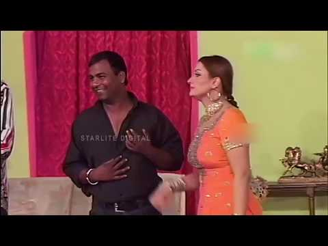 Best Of Nargis and Tahir Anjum New Pakistani Stage Drama Full Comedy Funny Clip
