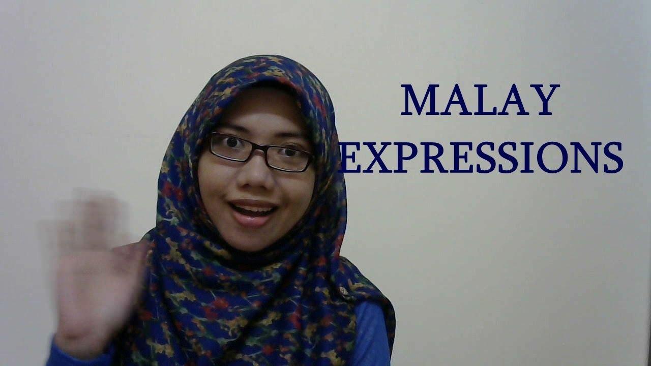 Learn Malay 08 Malayexpressions Youtube