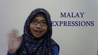 [LEARN MALAY] 08-MalayExpressions