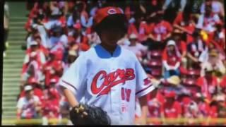 2016年6月18日 マツダスタジアム オリックスvs広島 鈴木福くん 始球式で...
