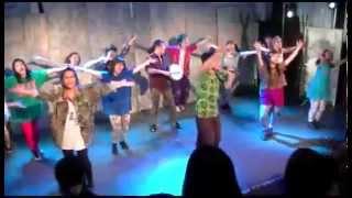 ミュージカル・ダンスユニット「Dolphin Blue」第1回公演より「Halo」