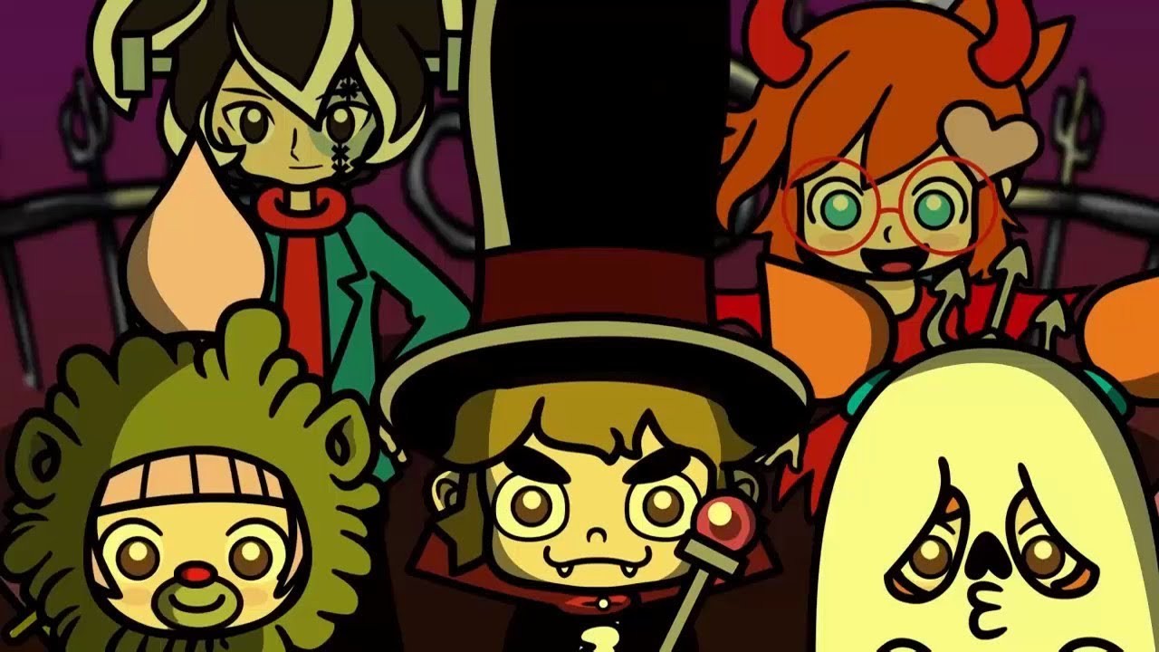 WarioWare Gold - All Character Trailers & Gameplay