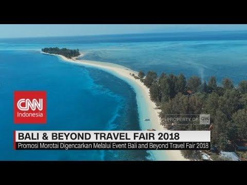 Bali & Beyond Travel Fair 2018