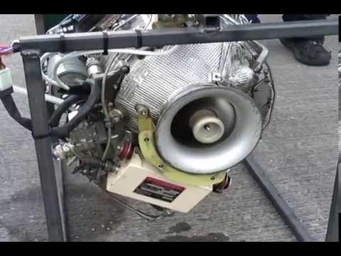 Jet Engine BMW/Rolls-Royce T312, Tornado fighter jet apu engine.