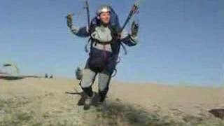 Paragliding Extreme Glider Control 1!!!  Without Flat Top Paramotor!! thumbnail