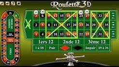 Comment gagner à la Roulette de casino avec quatre mises qui paient onze pour un.