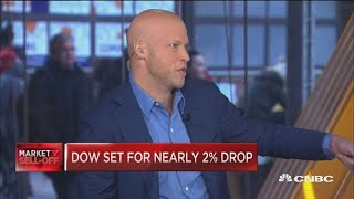 Hedge fund titan Keith Meister on the market sell-off