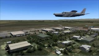 Fsx CEJ4 freeware airport by ORBX.wmv