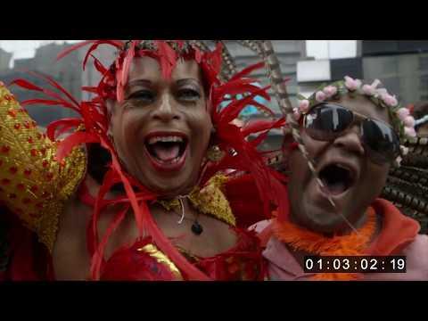 Carmen Carrera - Outpost Episode HBO Fusion Brazil
