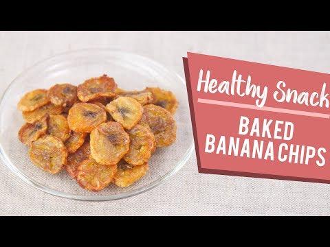 cara-membuat-keripik-pisang-sehat-|-cemilan-sehat