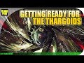 Elite Dangerous - Getting ready for The Thargoid