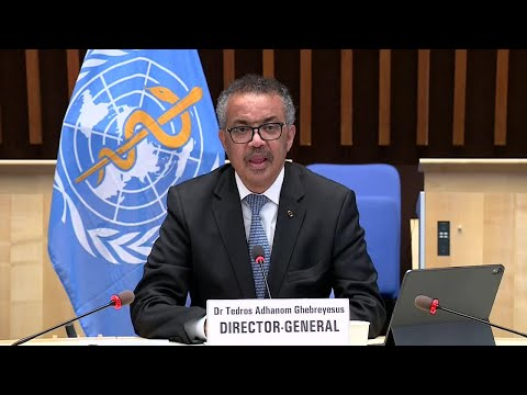 Dr. Tedros Adhanom (WHO) - Safely reopening society (Geneva, 31 August 2020)
