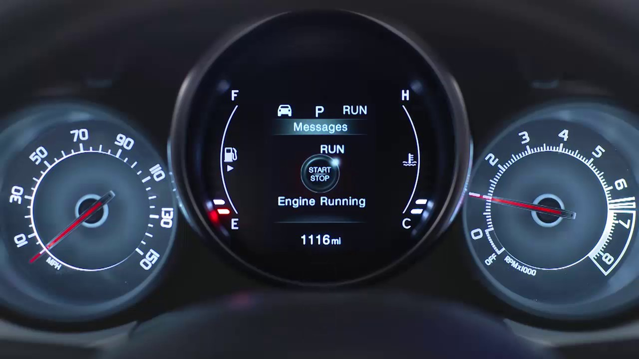 Instrument Cluster Display-Browse the digital dashboard on ...