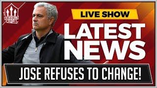 MANCHESTER UNITED Fans PLEA To Jose MOURINHO | MAN UTD News