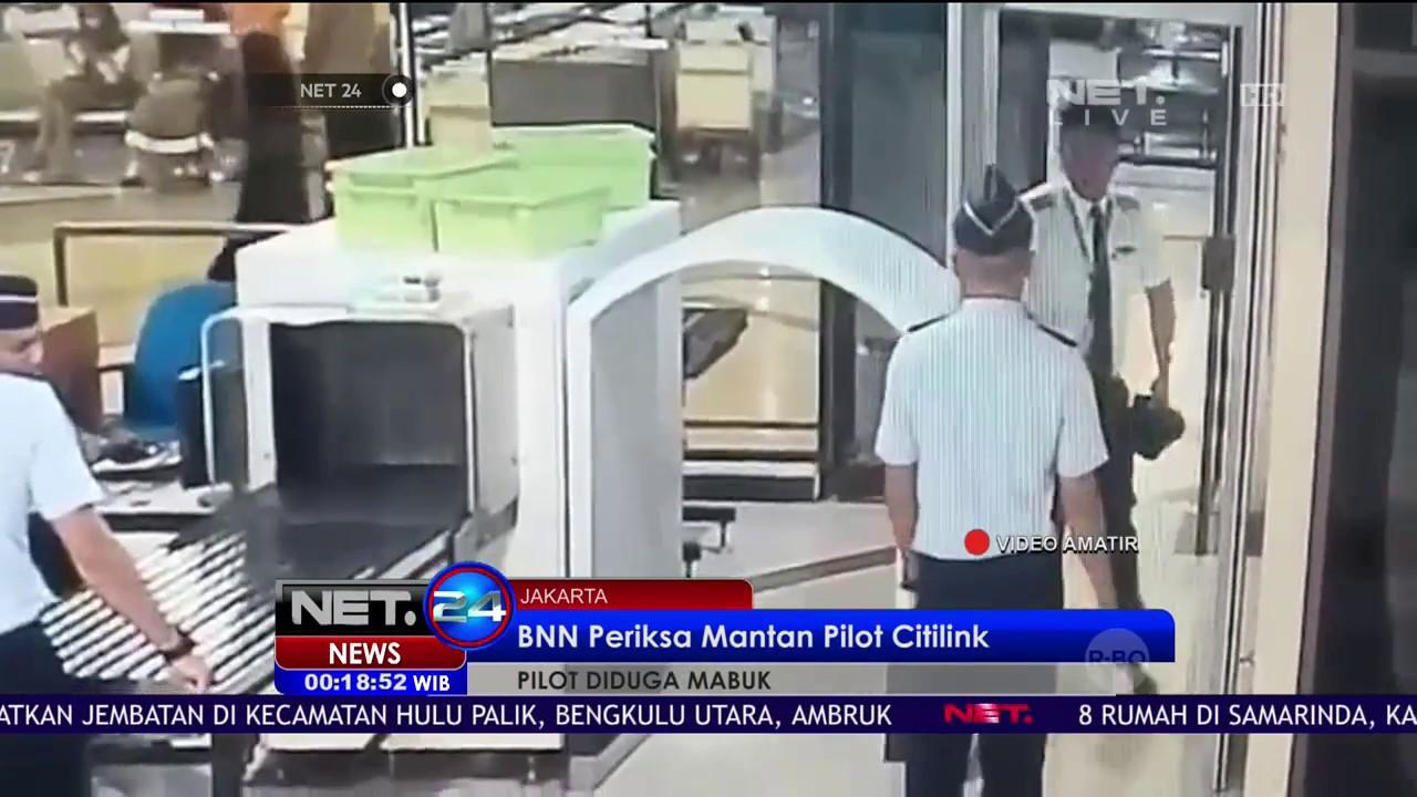 Video Pilot Mabuk