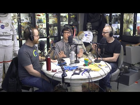 Last Jedi Trailer and Passengers SPOILERCAST - Still Untitled: The Adam Savage Project - 4/20/17