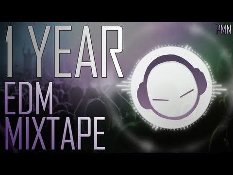 Prime Music Network EDM Mixtape - 1 Year Anniversary