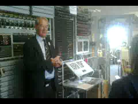 Bletchley Park Colossus