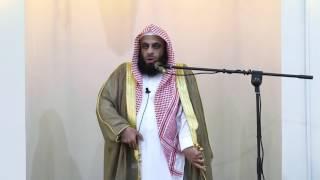 كلمة لفضيلة الشيخ /فهيد الخالدي