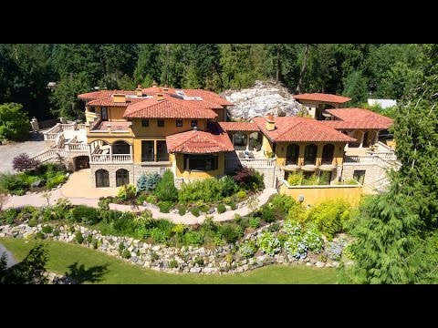 Best Visualization Tools - West Vancouver's Most Exclusive $22 Million Luxury Residence **MUST SEE