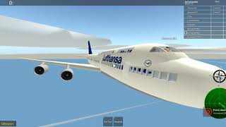 Flying in planes!: Roblox Pilot Training Flight Simulator