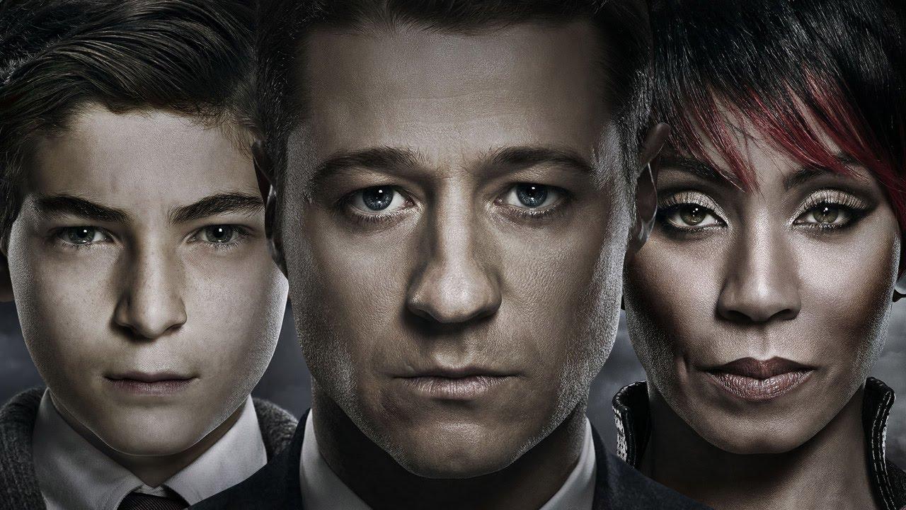 Gotham seizoen 1 op Netflix België