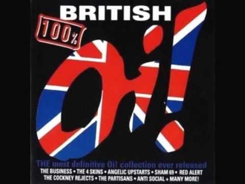 V. A. 100% British Oi! FULL ALBUM.