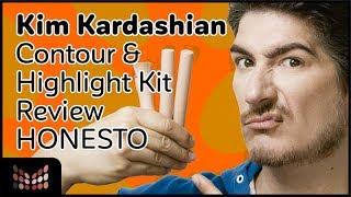 Kim Kardashian Contour Kit review 100% Honesto Ft Mercedes Astorima