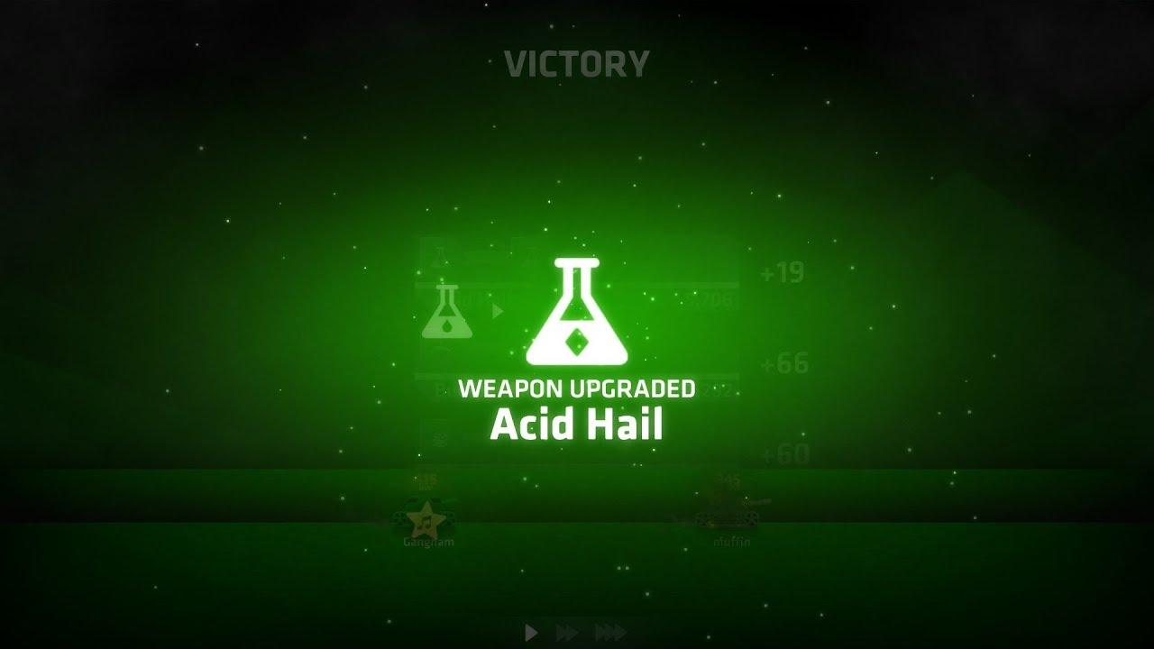 Acid Hail! | ShellShock Live