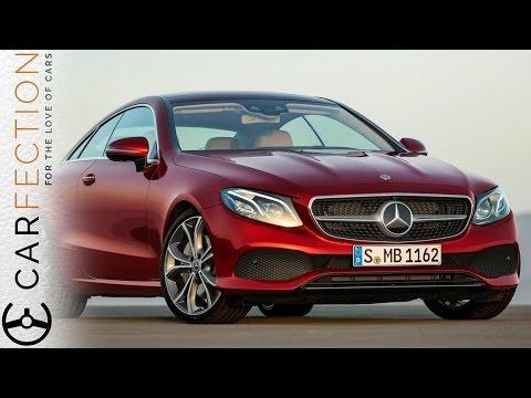 Mercedes-Benz E Class Coupé: Two Door Luxury - Carfection