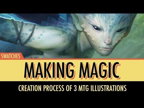 Making Magic Images