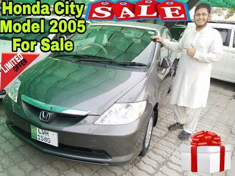 Honda City For Sale Model 2005   Hamza Abrar Qureshi