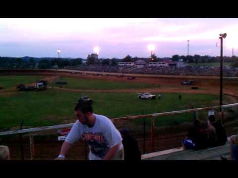 Bluegrass Speedway 5/25/2011