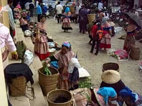Bac Ha Market - Part 2