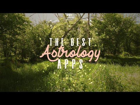 BEST ASTROLOGY APPS // FREE