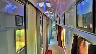 RAJDHANI TRAIN FIRST AC JOURNEY AND FOOD PROVIDED