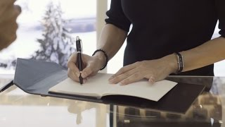 Montblanc Launches Augmented Paper