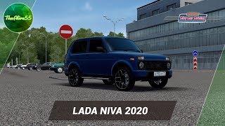 [CITY CAR DRIVING] ОБЗОР LADA NIVA 2020